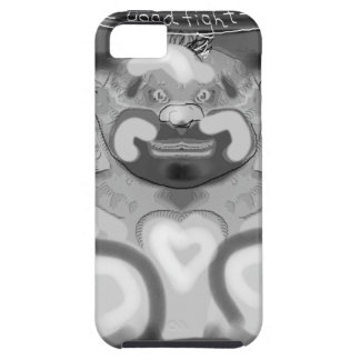 goodfightboxer.png iPhone SE/5/5s case