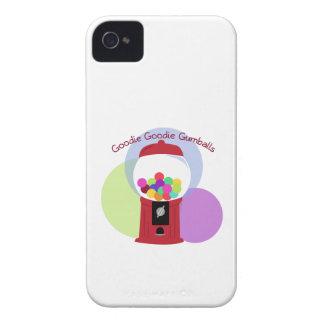Goodie Goodie Gumballs iPhone 4 Carcasas