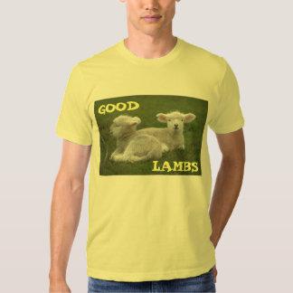 goodlambs, GOOD , LAMBS T Shirts