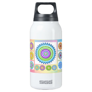 GoodLuck Charm : Chakra Collection 10 Oz Insulated SIGG Thermos Water Bottle