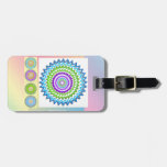 GoodLuck Charm Gifts : Chakra Collection Luggage Tag