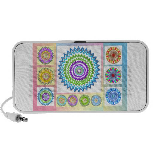 GoodLuck Charm Gifts : Chakra Collection Portable Speaker