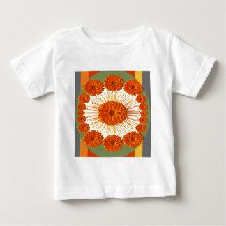 Goodluck Gesture : Flower Marigold Beauty Baby T-Shirt