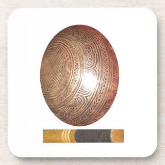 GoodLuck GIFTS : Tibetan Singing Bowl Drink Coaster