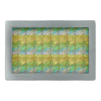 GOODLUCK Golden Green Crystal Beads crystal gifts Belt Buckle
