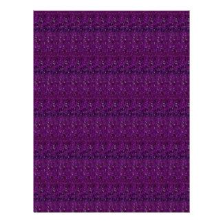Goodluck Holy Purple Crystal Tiles add TEXT IMAGE Letterhead