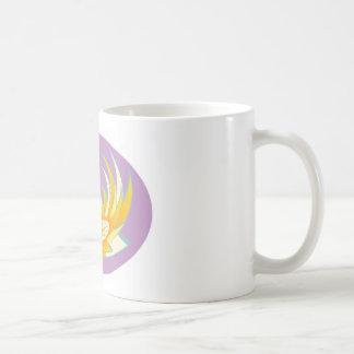 Goodluck HolyPurple Lotus Energy Coffee Mug