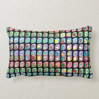 Goodluck Miniature Art gifts Lumbar Pillow
