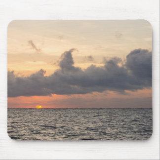 Goodmorning Folly Beach Mouse Pad