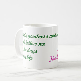 GOODNESS COFFEE MUG