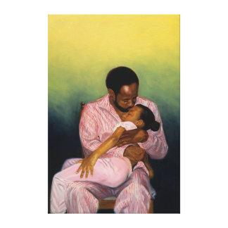 Goodnight Baby 1998 Canvas Print