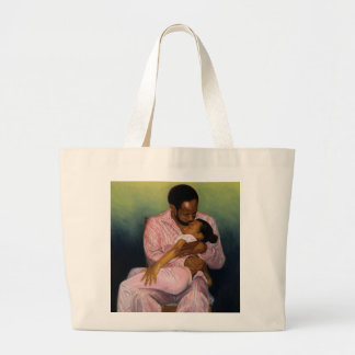 Goodnight Baby 1998 Large Tote Bag