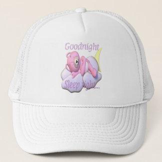 goodnight.bear trucker hat