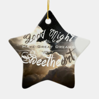 GoodNight Collection - Ornament