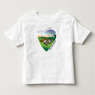 Goodnight Just The Same~Jungle Animals Toddler T-shirt