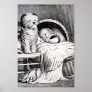 Goodnight Little Playfellow-Print