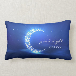 Goodnight Moon & Stars Child's Favorite Pillow