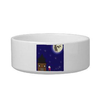 Goodnight Panda Pet Bowl
