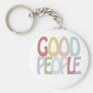 GoodPeople Apparel Key Chains