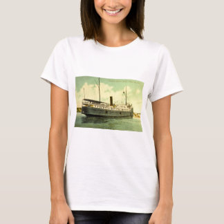 Goodrich Steamer Georgia, White Lake, Michigan T-Shirt