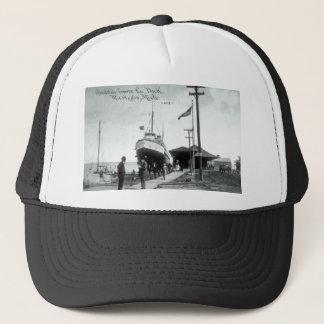 Goodrich Transportation Co., Muskegon, Michigan Trucker Hat