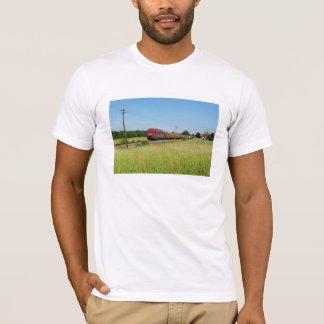Goods train in Simtshausen T-Shirt