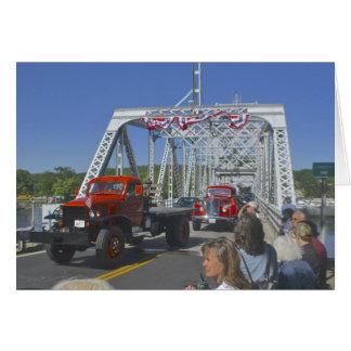 Goodspeed Bridge Centennial Notecard