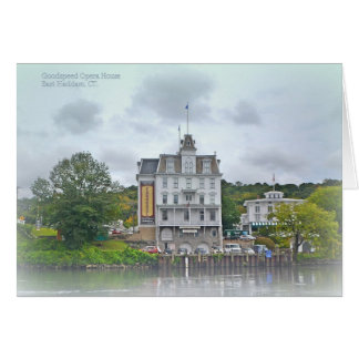 Goodspeed Opera House Notecard Stationery Note Card