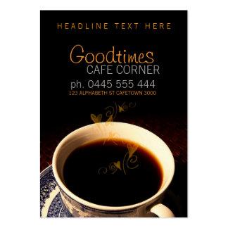 Goodtimes Coffee Business Card