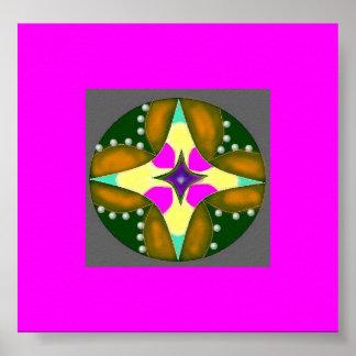 Goodwill Mandala Poster