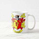 GOODWIN Coat of Arms Classic White Coffee Mug