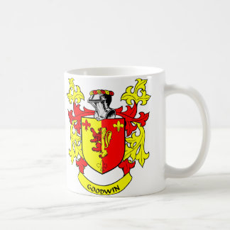 GOODWIN Coat of Arms Coffee Mug
