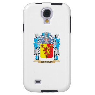 Goodwin Coat of Arms - Family Crest Galaxy S4 Case