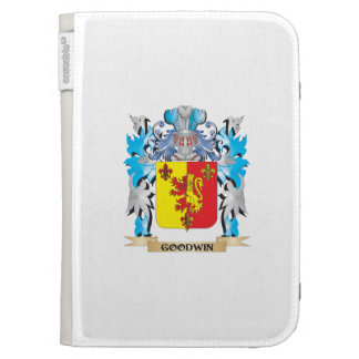 Goodwin Coat of Arms - Family Crest Kindle Case