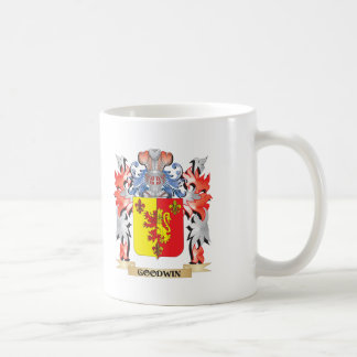 Goodwin Coat of Arms - Family Crest Coffee Mug