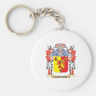 Goodwin Coat of Arms - Family Crest Keychain