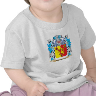 Goodwin Coat of Arms - Family Crest T Shirt