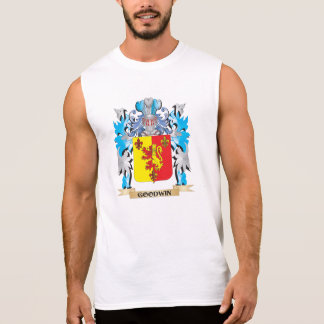 Goodwin Coat of Arms - Family Crest Sleeveless Tee