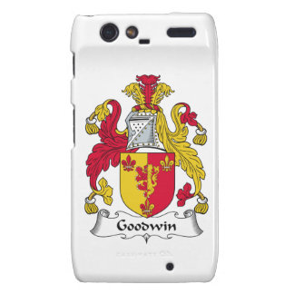 Goodwin Family Crest Motorola Droid RAZR Case