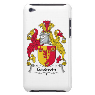 Goodwin Family Crest iPod Touch Case-Mate Case