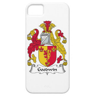 Goodwin Family Crest iPhone 5 Cover
