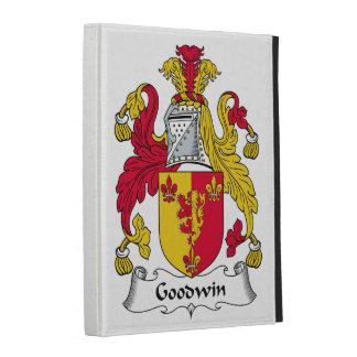Goodwin Family Crest iPad Folio Case