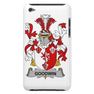 Goodwin Family Crest Barely There iPod Case