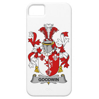 Goodwin Family Crest iPhone 5 Case