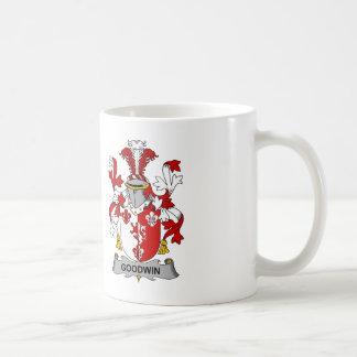 Goodwin Family Crest Coffee Mug