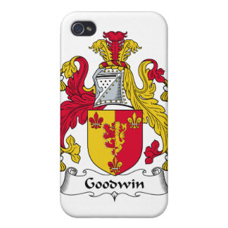 Goodwin Family Crest iPhone 4 Cases
