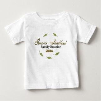 Goodwin ~ Strickland Reunion Kids Shirt (Baby)