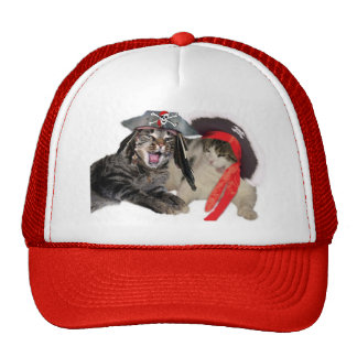 GOODY AND FATBOY TRUCKER HAT