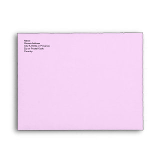 Goody Goody Gum Drops A2 Note Card Envelope