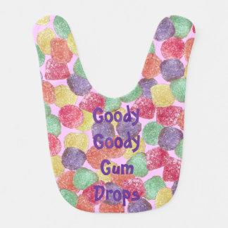 Goody Goody Gum Drops Baby Bib